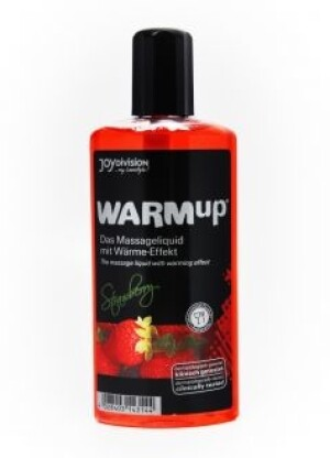 Warmup Strawberry 150ml