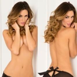 Holiday Panties 1092-BLK