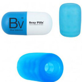 Love to Love Blue Valentine Sexy Pills