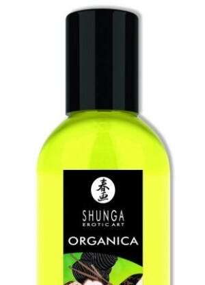 Organica Massage Oil - Intoxicating Chocolate