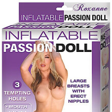 Inflatable Passion Doll