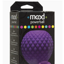 Mood Powerball - Thick Ribs - Purple