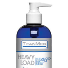TitanMen Heavy Load – Enhanced Silicone Glide - 8 fl. oz.