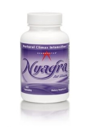 Nyagra - 60 Capsule Bottle