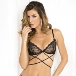 Soft Bondage Bra & Panty Set