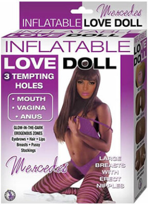 Inflatable Love Doll Mercedes