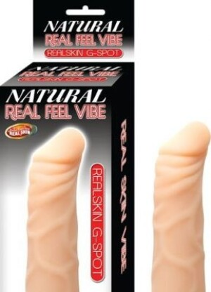 Natural Real Feel Vibe Realskin G-spot