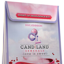 CANDiLAND SENSUALS - Night of Indulgence Kit