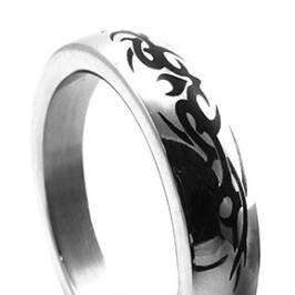 M2M Stainless Steel Cock Ring