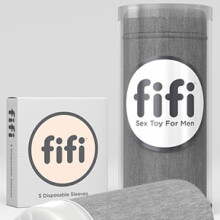 Fifi With Disposable Sleeves