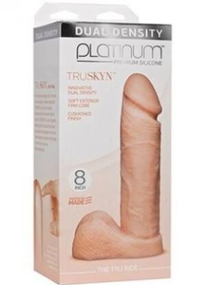 "Platinum TRUSKYN Tru Ride 8"""