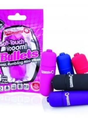 Soft-Touch Vooom Bullet
