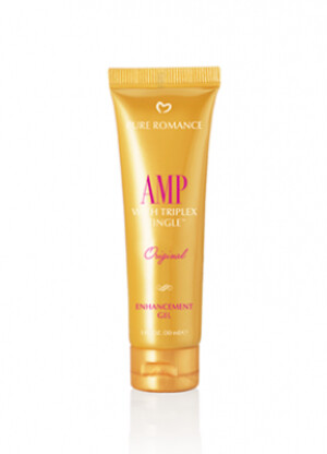 Amp - Female Enhancement Creme
