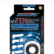 My Ten Erection Rings