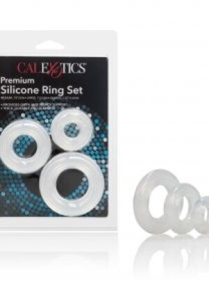 Premium Silicone Ring - Set