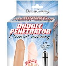 Double Penetrator Dream Cock Ring