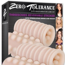 Threesome Reversible Stroker