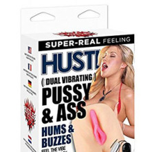Vibrating Pussy & Ass