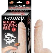 Natural Realskin Squirting Penis #3