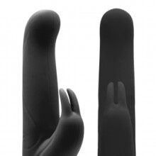 Simplicity - Rechargeable Rabbit - Black