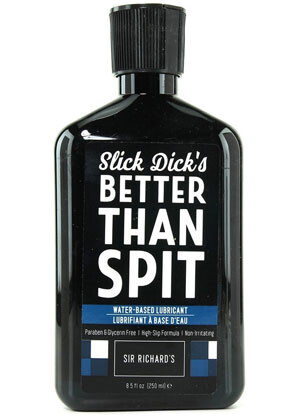 Slick Dick's Much Better Than Spit