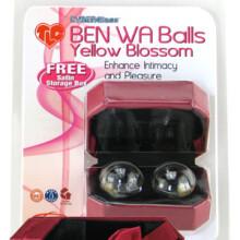 Ben Wa Balls Yellow Blossom