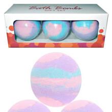 Multi-Color Lavender Bath Bomb Gift Set