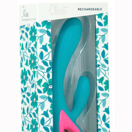 Closet Collection The Kate Rechargeable Duo G Vibe