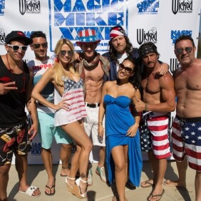 'Magic Mike XXXL' Fourth of July Release Party