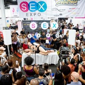 Sex Expo NY - Part 1