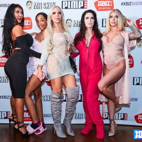 XBIZ Show – Winter Wonderland