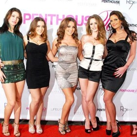 Penthouse Pet of the Year Party