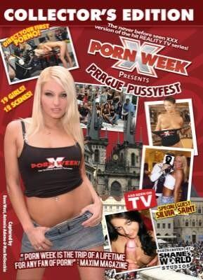 Porn Week 3 - Prague Pussyfest