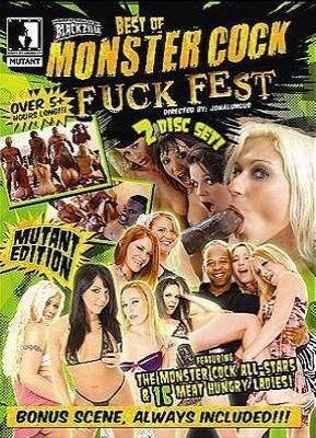 Best of Monster Cock Fuckfest Mutant Edition