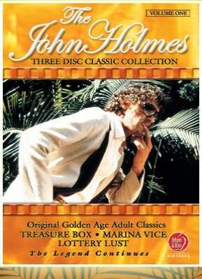 John Holmes Three Disc Classic Collection - The Legend Continues