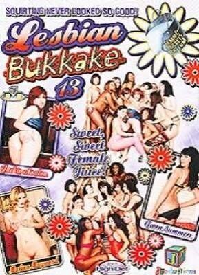 Lesbian Bukkake 13