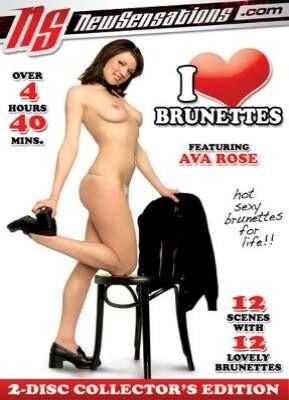 I Love Brunettes