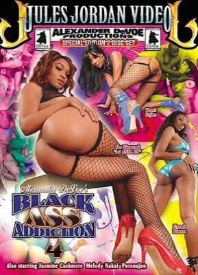 Alexander DeVoes Black Ass Addiction 4