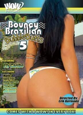 Bouncy Brazilian Bubble Butts 5