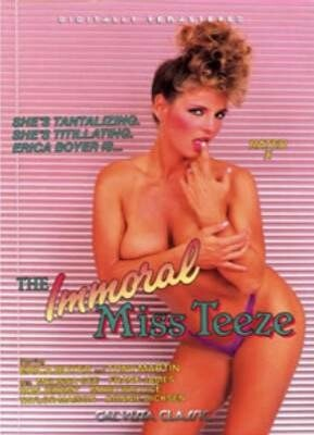 Immoral Miss Teeze
