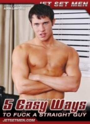 5 Easy Ways to Fuck a Straight Guy
