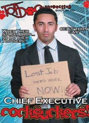 Chief Executive Cocksuckers