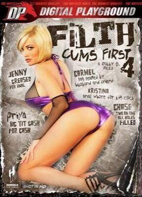 Filth Cums First 4