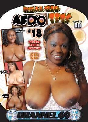 Real Big Afro Tits 18