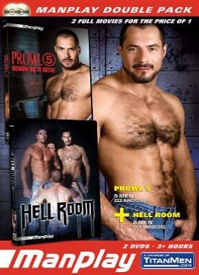 Powl 5 & Hell Room  Double Feature