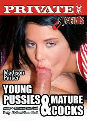 Young Pussies And Mature Cocks