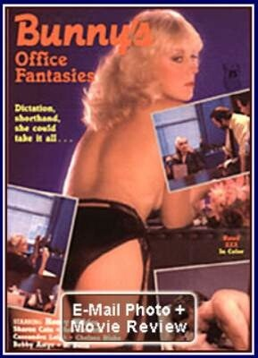 Bunny's Office Fantasies