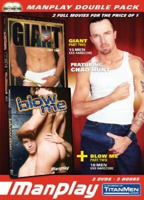 Double Pack  Giant 2 & Blow Me 2
