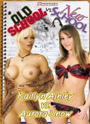 Old School Vs New School Kaitlyn Ashley Vs Aurora Snow