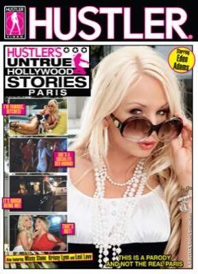 Hustler's Untrue Hollywood Stories Paris